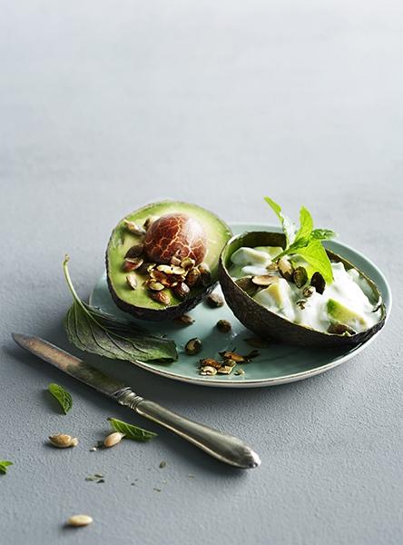 Yoghurt& Styling Monica Sjøli